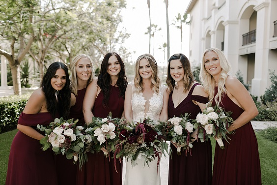 Colors Wedding Tag Bridal Gown,Fall 2020 Wedding Bridesmaid Dresses 2020